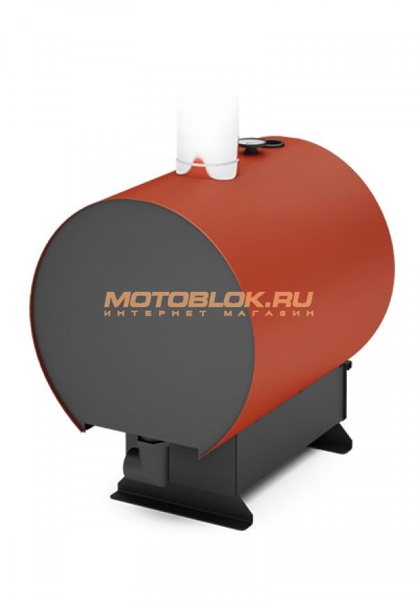 Бюджетный отопительный твердотопливный котел Теплодар Уют - 2