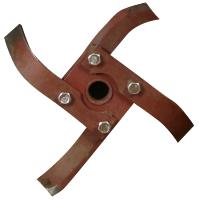 Дополнительный комплект фрез (для наращивания ширины захвата) к культиваторам НЕВА - 772