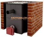 Газовая печь-каменка для коммерческих саун Теплодар КомПАР - 629