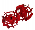 Грунтозацепы пахотные 320х160 для культиваторов МК-80 и МК-100 - 367