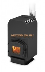 Трубная отопительная печь с режимом длительного горения Теплодар ТОП-модель - 635