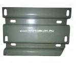 Пластина для установки двигателя на мотоблок (площадка) - 897