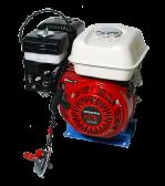 Двигатель Honda GX-200 (для мотоблоков Нева) - 205