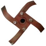 Дополнительный комплект фрез (для наращивания ширины захвата) к мотоблокам НЕВА - 344