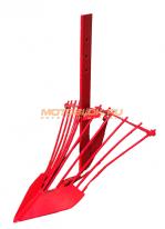 Картофелекопатель с изменяемой шириной захвата (25-43 см) - 558